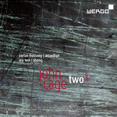 John Cage: Two 3 / Stefan Hussong, accordian & Wu Wei, sheng
