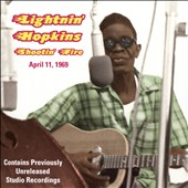 Lightnin' Hopkins: Shootin' Fire