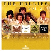 The Hollies: Original Album Series, Vol. 2 [Box] *