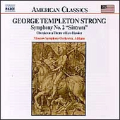 American Classics - Templeton Strong: Symphony no 2 /Adriano