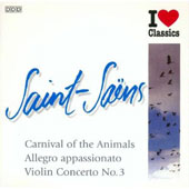 Saint-Saens: Carnival of the Animals, etc / Mackerras, et al