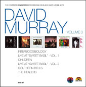 David Murray (Sax/Bass Clarinet): Complete Black Saint/Soul Note Records *