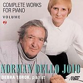 Dello Joio: Complete Piano Works Vol 2 / Debra Torok
