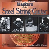 Various Artists: Masters of the Steel String Guitar