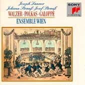 Waltzer, Polkas and Galoppe / Ensemble Wien