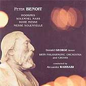 Benoit: Messe Solennelle, etc / Rahbari, et al
