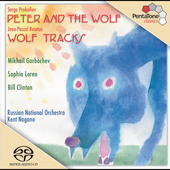 Prokofiev: Peter and the Wolf;  Beintus / Gorbachev, et al