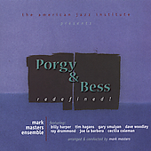 Mark Masters: Porgy and Bess: Redefined