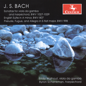 Bach: Sonatas for Viola da gamba and Harpsichord / Walhout