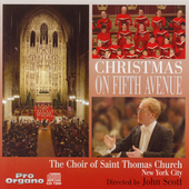 Christmas on Fifth Avenue / Choir of St. Thomas Church, NYC