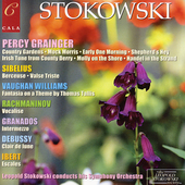 Stokowski - Percy Grainger Favorites