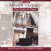 Duo Piano et Orgue / Ferey, Ledroit
