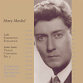 Henry Merckel - Historical Recordings 1930-1935