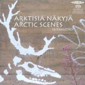 Artic Scenes - Works for chorus by Kurki, Narhinsalo, Kankainen, Karjalainenn et al. / Seitakuoro Chamber Choir