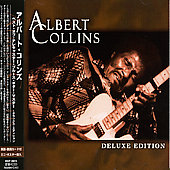 Albert Collins: Best of Original Blues Guitar Master