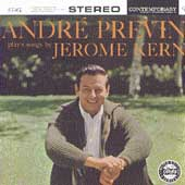 André Previn (Conductor/Piano): Andre Previn Plays Jerome Kern