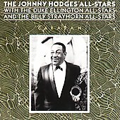 The Johnny Hodges All-Stars: Caravan: With the Duke Ellington All-Stars and the Billy Strayhorn All-Stars