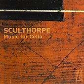 Peter Sculthorpe: Music for Cello / David Pereira, Ian Munro