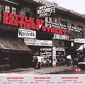 Various Artists: Battle of Hastings Street: Raw Detroit Blues & R&B from Joe's Record Shop 1953-1954