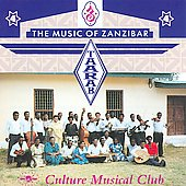 Culture Musical Club: Taarab, Vol. 4: Music of Zanzibar