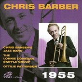 Chris Barber (1~Trombone): Chris Barber 1955