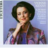 Yvonne Kenny - Recital at Wigmore Hall