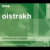 Portrait of A Legend - Oistrakh