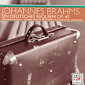 Brahms: Requiem / Mandeal, Bucharest Enescu Philharmonic