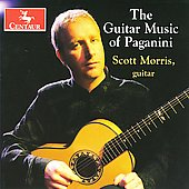Paganini: Guitar Music / Scott Morris