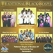 Various Artists: Traditional Black Gospel
