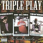 Triple Play: The Second Inning [EP]
