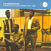 The Impressions: The  Complete A- and B-Sides 1961-1968
