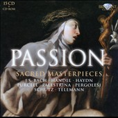 Passion: A Passion Music By Palestrina