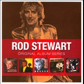 Rod Stewart: Original Album Series [Box]