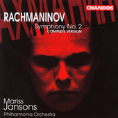 Rachmaninov: Symphony no 2 / Jansons, Philharmonia Orchestra