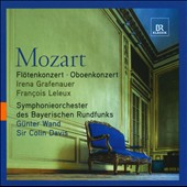 Mozart: Flute Concerto No. 1; Oboe Concerto