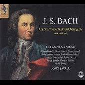 J.S. Bach: Brandenburg Concertos Nos. 1-6