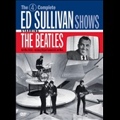 The Beatles: 4 Complete Ed Sullivan Shows Starring the Beatles