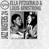 Ella Fitzgerald/Louis Armstrong: Verve Jazz Masters 24: Ella Fitzgerald & Louis Armstrong