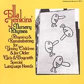 Ella Jenkins: Nursery Rhymes