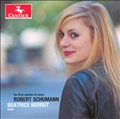 Schumann: Three Piano Sonatas / Berrut