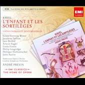 Ravel: L'Enfant et Les Sortileges / Wyner, Taillon, Berbie, Auger