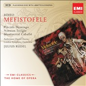 Boito: Mefistofele / Domingo, Treigle, Caballe