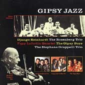 Various Artists: Gipsy Jazz