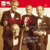 Dvor&#225;k: The Late String Quartets & Terzetto / Guarneri Quartet