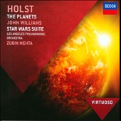Holst: The Planets; John Williams: Star Wars Suite / Zubin Mehta - Los Angeles PO