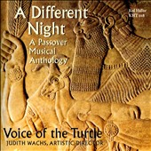 Voice of the Turtle: A Different Night: A Passover Musical Anthology