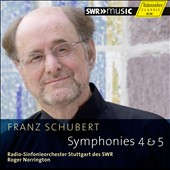 Schubert: Symphonies Nos. 4 