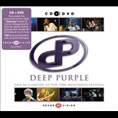 Deep Purple (Rock): Live at the Montreux Festival 2006 [Bonus DVD]
