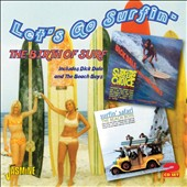 Various Artists: Let's Go Surfin: The Birth of Surf
